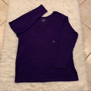 Lane Bryant Long Sleeves Top Size 18/20 NWT